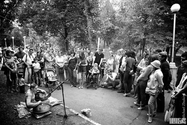 МЖ На фестивале уличных искусств Пластилиновый Дождь(Самара) (Копировать)