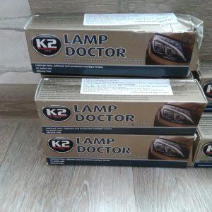 Паста K2 Lamp Doctor для полировки фар.