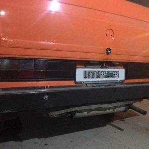 Рамка на задние фонари для VW Transporter T3 08/79-07/92