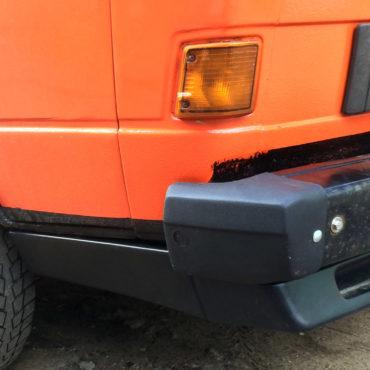 Спойлер VW Transporter 3 (front Spoiler, Bus T3)