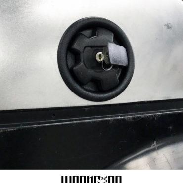 Накладка заливной горловины VW MK1